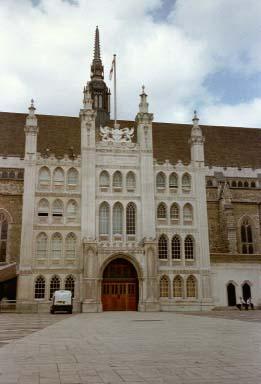 004 NC Guildhall London İlluminatinin Gizli Sembolleri II