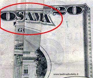 911 on $20 bill
