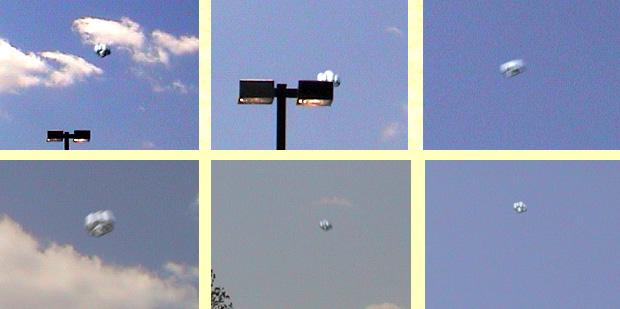 صحون طائرة ((صور)) هل هي حقيقة